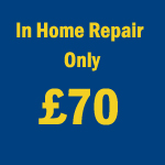 In home repair only £60